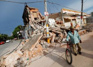 A New Earthquake in Mexico Caused a Lot of Damages