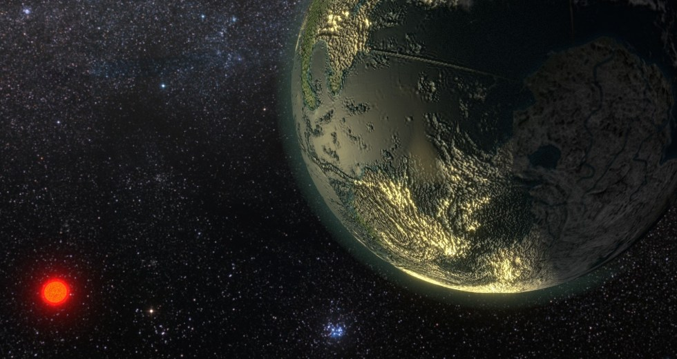 A New Presence Outside the Solar System