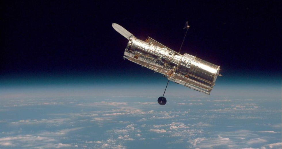 The Hubble Space Telescope has to take a Break Due to Malfunction