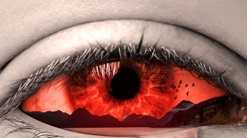 Man Overdosed With Viagra-Like Drug Ended Up With Red-Tinted Vision, Permanently