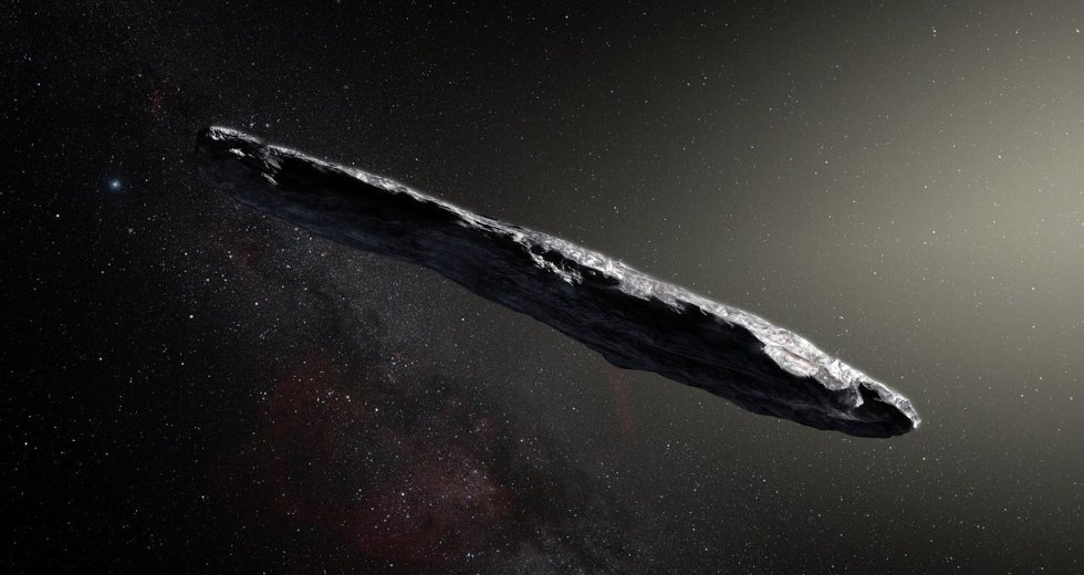 """Oumuamua"" Might Be A Piece of Alien Technology Sent Here To Explore Our Solar System"