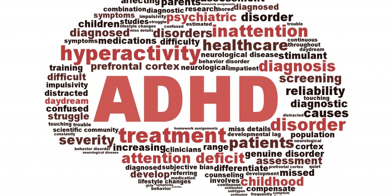 Some Genetic Variants Boost The Risks Of ADHD