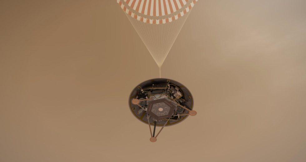 NASA's InSight Mission Will Land On Mars Today