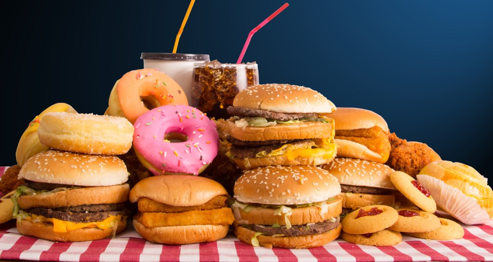 Junk Food Linked To Depression, A Recent Study Revealed