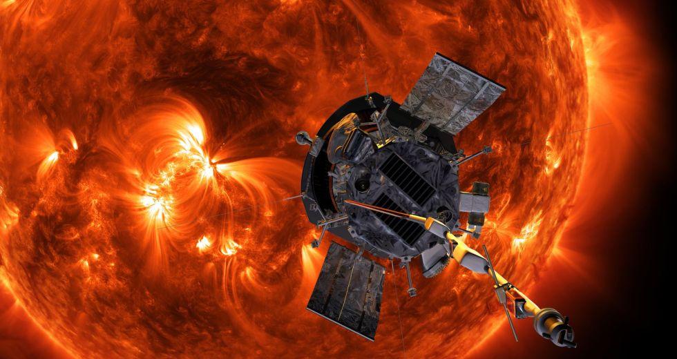 NASA's Solar Probe Shares Some Insights on the Sun's Behavior