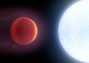 Scientists Discover Evaporating Planet