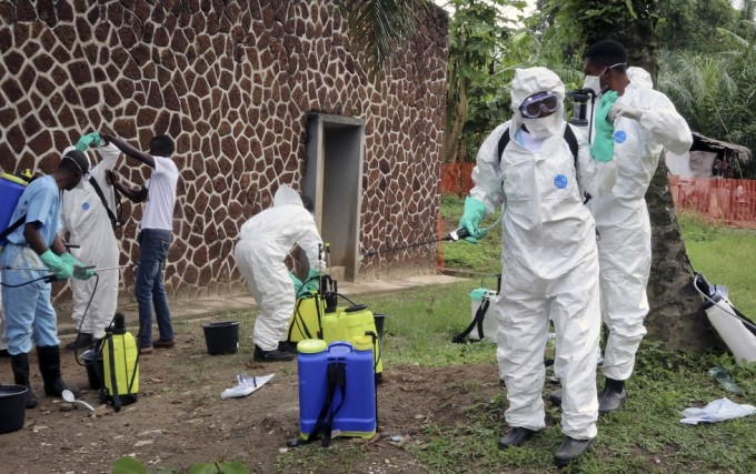 "Ebola Outbreak In Congo Remains ""Serious and Unpredictable,"" According To WHO"