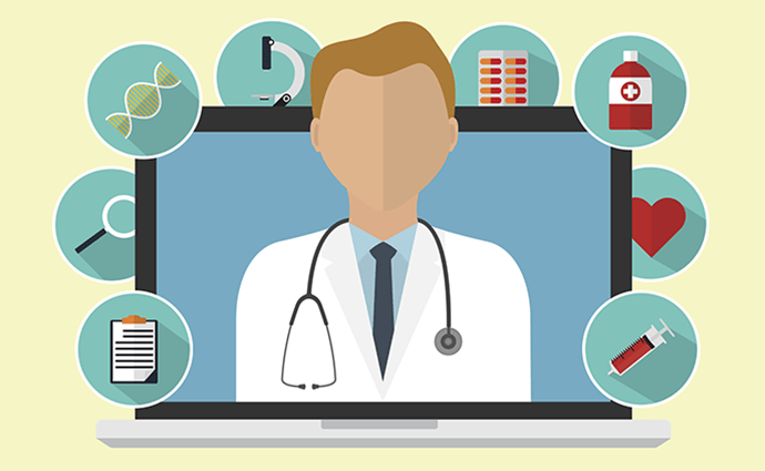 Benefits of telehealth, patient satisfaction with expert advice