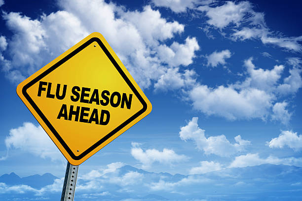 Map: Is there flu near you? ME  influenza 2019