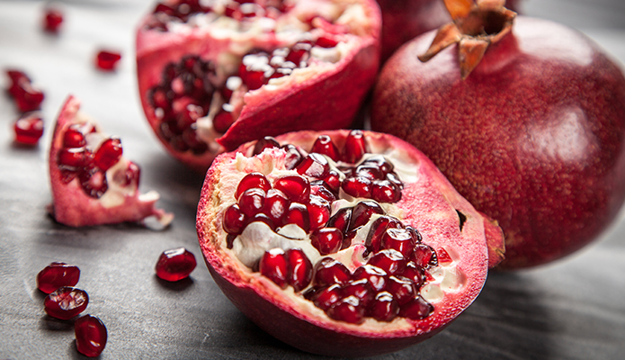 Pomegranate Generates a Compound That Might Treat Inflammatory Bowel Disease