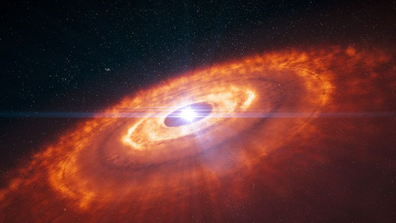 Scientists Confirm a Planet-Formation Theory