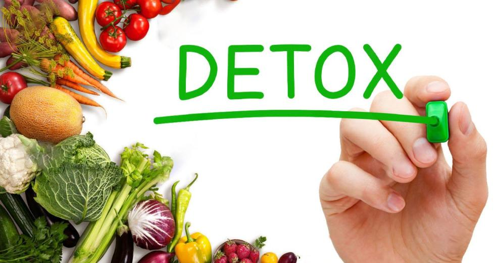 5 Best Foods To Detox and Burn Fat In Just One Day