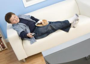 Childhood Obesity: Watching TV Is Worse For Children Than A Sedentary Lifestyle