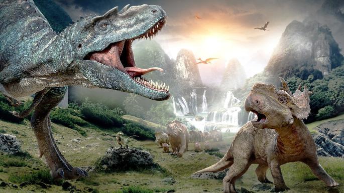 Dinosaurs Were Flourishing Before TheChicxulub Asteroid Killed Them