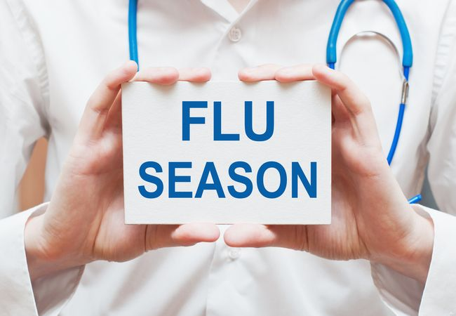 Flu season is not over yet
