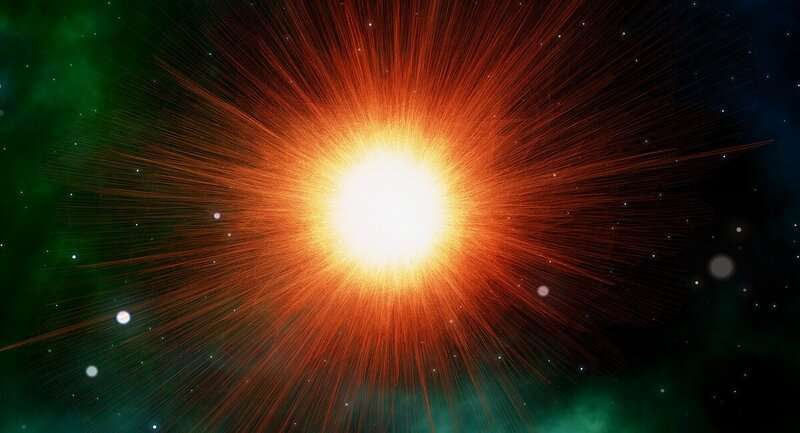 Astrophysicists Found The Source Of The Photons In Gamma-Ray Bursts