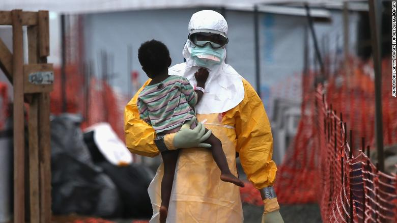 Congo Ebola outbreak spreading faster than ever