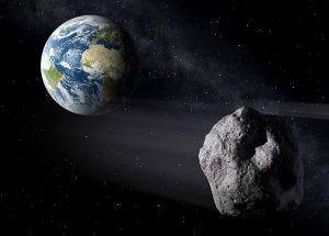 A Large Asteroid Will Pass by Earth Next Sunday