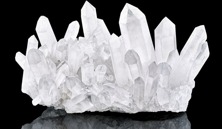 Crystal Quartz Was A Valued Material For Ancient Southern African Cultures