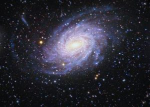 Hubble Space Telescope Revealed That Milky Way Galaxy Burst With Stars Due To Collision With Another Galaxy