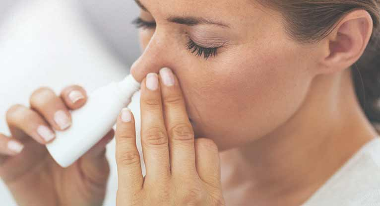 Esketamine Nasal Spray Proved To Be Effective Against Depression