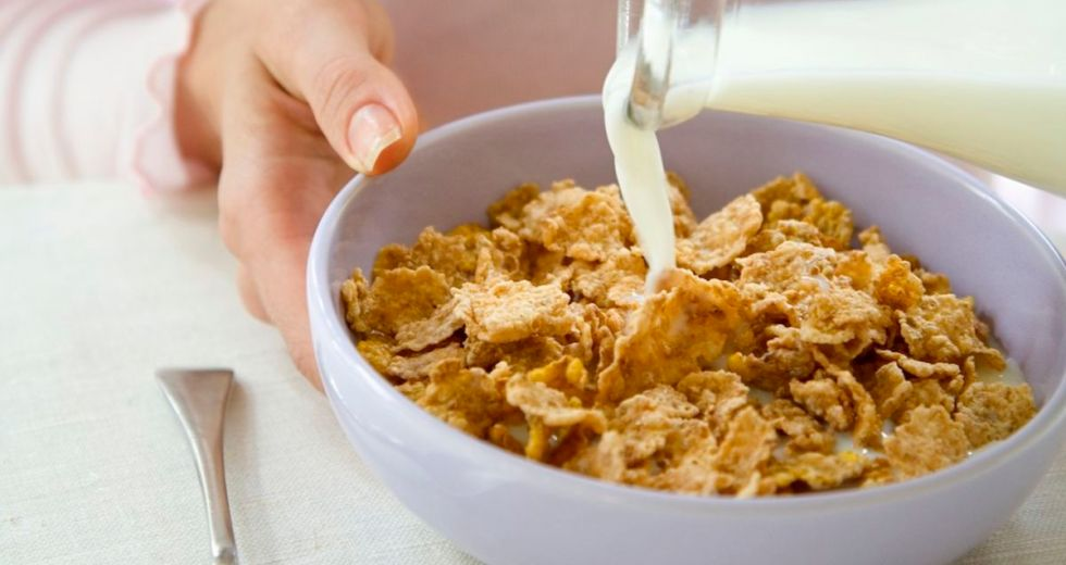 Breakfast Cereals Contain Weed Killers, According To New Research