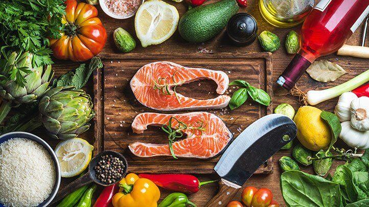 Mediterranean Diet Can Prevent Cardiovascular and Brain Diseases