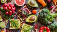 Vegetarian Diet Can Treat Crohn's Disease, According To A Recent Case Study
