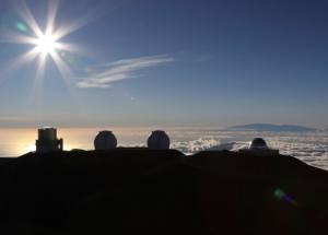 Mauna Kea: Hawaii protestors don't agree with the construction of a giant telescope