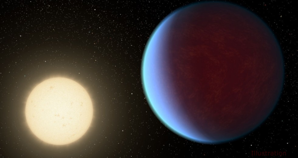 Astronomers Surveyed The Atmosphere Of A Midsize Exoplanet