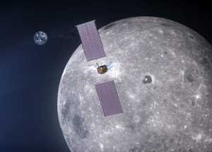 NASA's New Moon Mission To Pave The Way To Human-Crewed Mars Missions