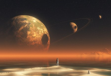 Another Earth or Just a Fantasy?