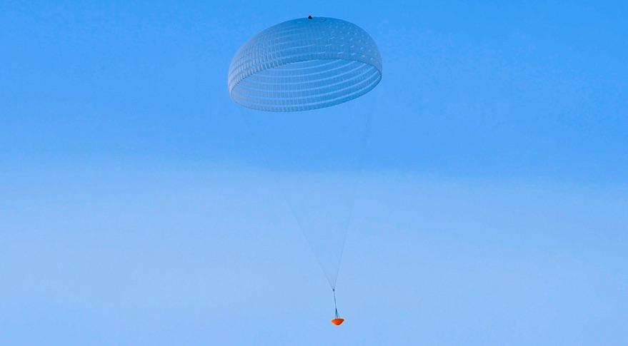 ExoMars Lander's Parachute Fails Another Test