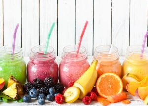 New Study: It's Better to Eat the Fruits than to Drink Juices