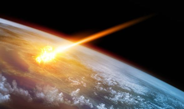 A Surprise Asteroid can Lead to a Catastrophe
