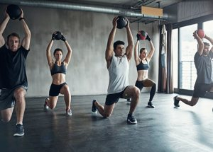 Working Out Reduces Colon Cancer Risks