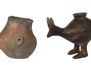Bottles From The Bronze Age Discovered By Archaeologists