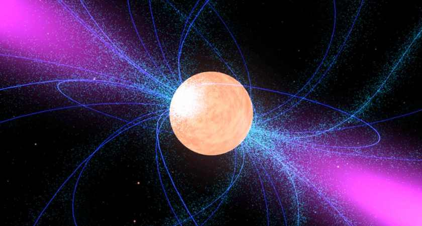 Extremely Dense Neutron Star Spotted By Astronomers