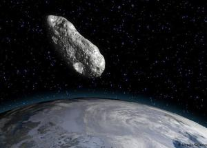 A former NASA pilot had a close encounter with an asteroid