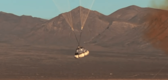 Boeing Starliner Passes A New Test
