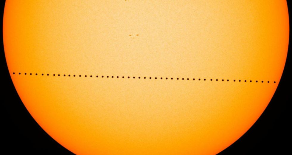 Mercury's Rare Transit: An Event Worth Seeing; When's the Next Transit?