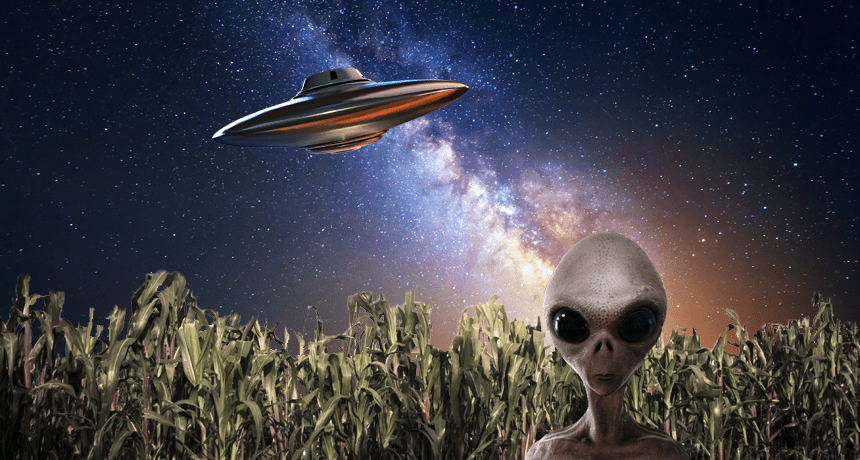 Harvard Professor Claims That Aliens Recently Visited The Solar System