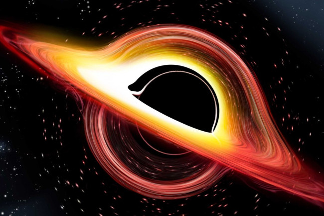 Supermassive Black Holes Keep Galaxies Alive, New Research Says