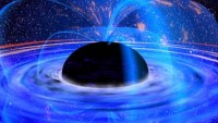 Gas Twirls of a Rebellious Fluctuating Black Hole Has Been Recently Mapped
