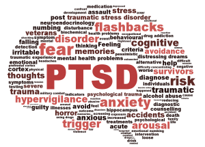Posttraumatic Stress Disorder Can Be One of the Causes for Autoimmune Disease