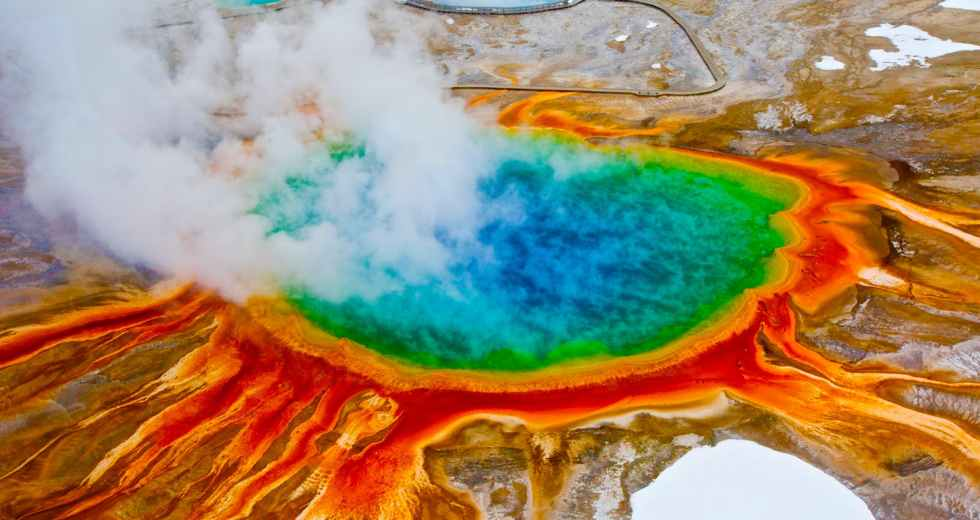 Yellowstone Supervolcano Shows An Alarmingly Risk Of Hydrothermal Eruption