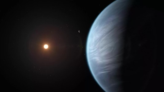New Massive Exoplanet Might Provide Conditions for Life to Thrive