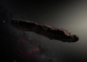 """Alien Visitor,"" Oumuamua, Might Be A Part Of A Planet"
