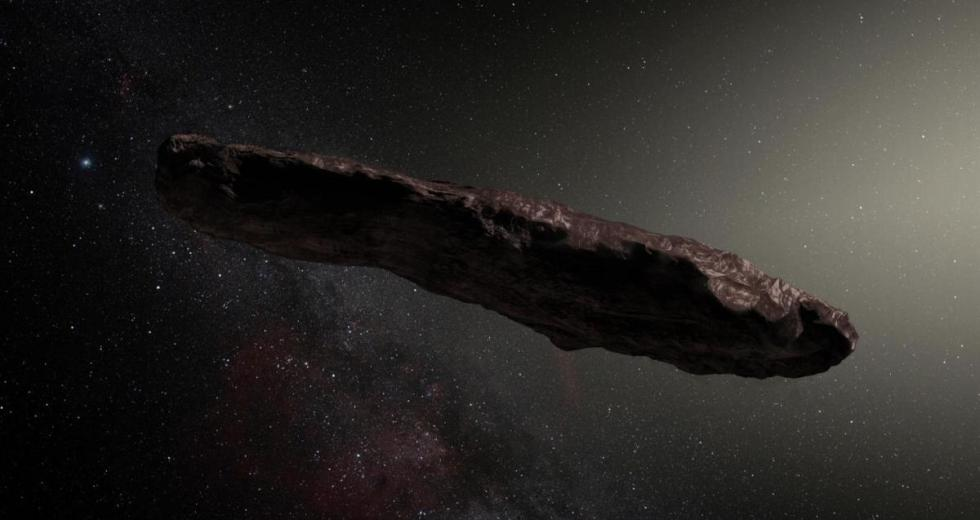 """""""Alien Visitor,"""" Oumuamua, Might Be A Part Of A Planet"""