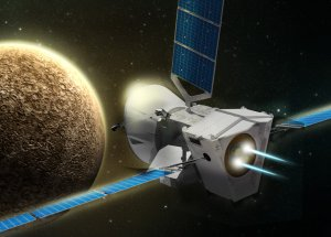 "Mercury Mission, ""BepiColombo,"" Is Saying Goodbye"